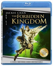 The Forbidden Kingdom (2-Disc Special Edition) [Blu-ray]