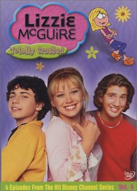 Lizzie McGuire - Totally Crushed (TV Series, Vol. 4)