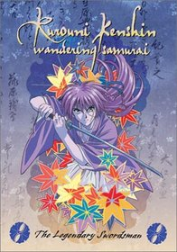 Rurouni Kenshin - Legendary Swordsman, Vol. 1