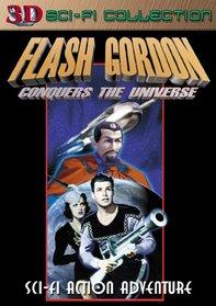 Flash Gordon Conquers Universe (3-D)