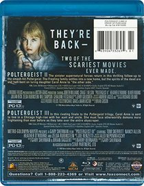 Poltergeist 2 and 3 (Double Feature)