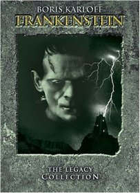 Frankenstein - The Legacy Collection (Frankenstein / The Bride of / Son of / The Ghost of / House of)