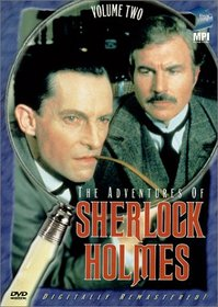 The Adventures of Sherlock Holmes - Vol. 2: The Crooked Man/ The Speckled Band