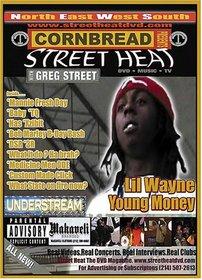 Cornbread Presents: Street Heat, Vol. 14
