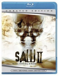 Saw II (Unrated Edition) [Blu-ray]