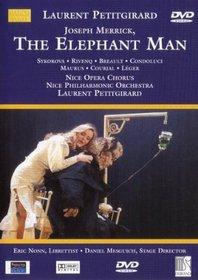 Petitgirard - Joseph Merrick, The Elephant Man / Sykorova, Rivenq, Breault, Condoluci, Maurus, Courjal, Leger, Petitgirard, Nice Opera