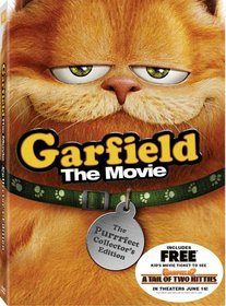 Garfield: The Movie - The Purrrfect Collector's Edition