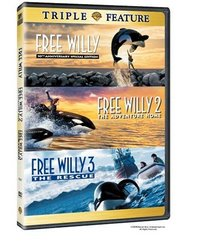 Free Willy 1-3 (2pc)