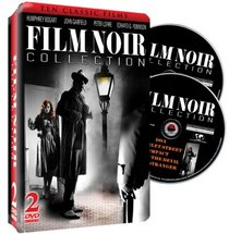 Film Noir Collection - 2 DVD Embossed Tin