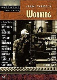 Studs Terkel's Working (Broadway Theatre Archive)
