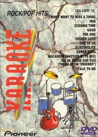 Karaoke Rock Pop Vol 10 80s & 90s Hits
