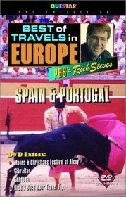 Rick Steves Best of Travels in Europe - Spain & Portugal