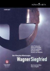 Wagner - Siegfried / Treleaven, Struckmann, Halfvarson, Polaski, Clark, von Kannen, Bonig, Obregon,  de Billy, Barcelona Opera