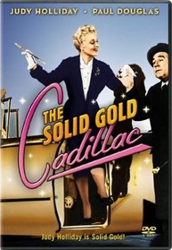 The Solid Gold Cadillac