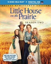 Little House on the Prairie: Season 2 [Blu-ray]