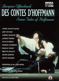 Offenbach - Des Contes d'Hoffmann (Some Tales of Hoffmann) / Nagano, Galvez-Vallejo, Dessay, Lyon Opera