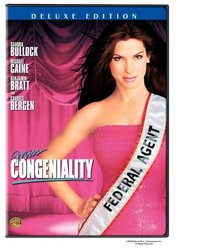 """Miss Congeniality (Limited Deluxe Edition Includes """"Miss Congeniality 2"""" Movie Ticket)"""