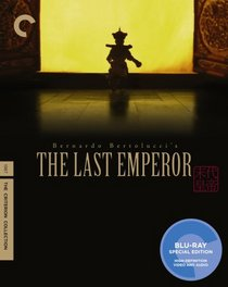 The Last Emperor - Criterion Collection [Blu-ray]