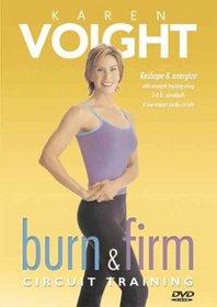 Karen Voight: Burn & Firm - Circuit Training
