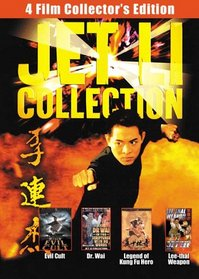 The Jet Li Collection
