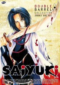 Saiyuki: Double Barrel Collection 4