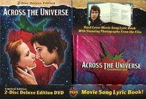 Across the Universe (Widescreen) (2-DVD Deluxe Edition) (with FREE Movie Song Lyric Book)