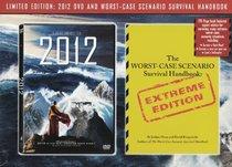 2012 (Limited Edition: DVD & Worst-Case Scenario Survival Handbook)