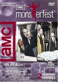 AMC Monsterfest: The Strangler/The Devil's Hand