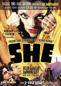 She (Deluxe Two Disc Edition)