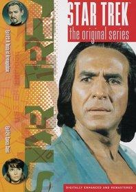 Star Trek - The Original Series, Vol. 12, Episodes 23 & 24: A Taste of Armageddon/ Space Seed