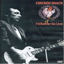 Stan Chicken Shack Webb: I'd Rather Go Live