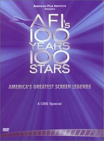 AFI's 100 Years, 100 Stars: American Film Institute (CBS Television Special)