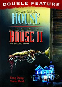 House Double Feature (House, House II: The Second Story)
