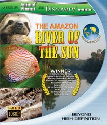 The Amazon: River of the Sun [Blu-ray]