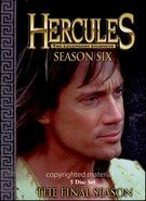 Hercules: Legendary Journey - Season 6 (5pc)
