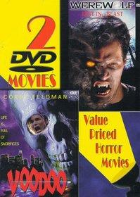 Voodoo & Werewolf (1996) (2pc)