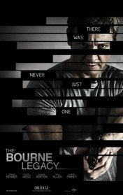 The Bourne Legacy (Two-Disc Combo Pack: Blu-ray + DVD + Digital Copy + UltraViolet)