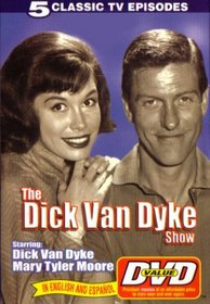 Dick Van Dyke Show - 5 Classic TV Episodes
