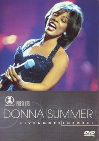 Donna Summer: VH1 Presents Live and More Encore!
