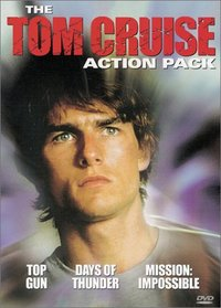 The Tom Cruise Action Pack (Top Gun / Days of Thunder / Mission: Impossible)