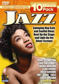 Jazz - 10 Movie Pack