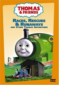 Thomas The Tank Engine and Friends - Races, Rescues & Runaways
