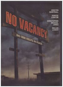 No Vacancy (Dvd,2014)