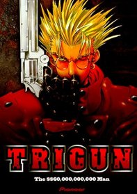 Trigun Vol. 1 - The $60,000,000,000 Man