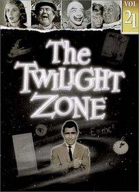 The Twilight Zone - Vol. 21