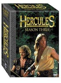 Hercules The Legendary Journeys - Season 3