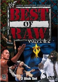 WWE - Best of Raw 1-2