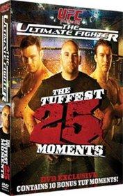 UFC: TheTuffest 25 Moments