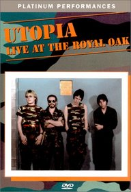 Utopia - Live at the Royal Oak