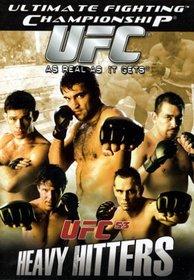 UFC 53 - Heavy Hitters